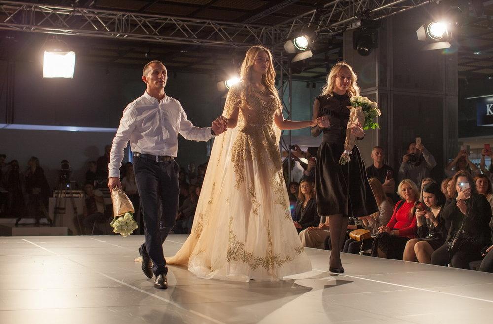 Украинские производители свадебных платьев намерены откусить от мирового рынка 0 млн.