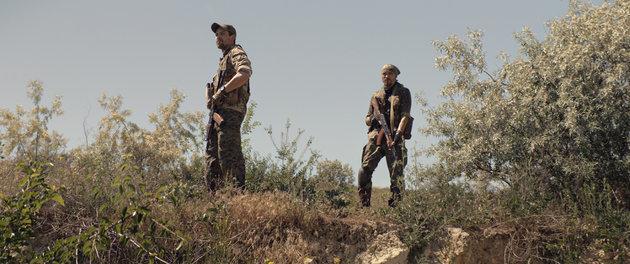 """В сентябре 2014-го: об украинском военном детективе """"Позывной Бандерас"""""""