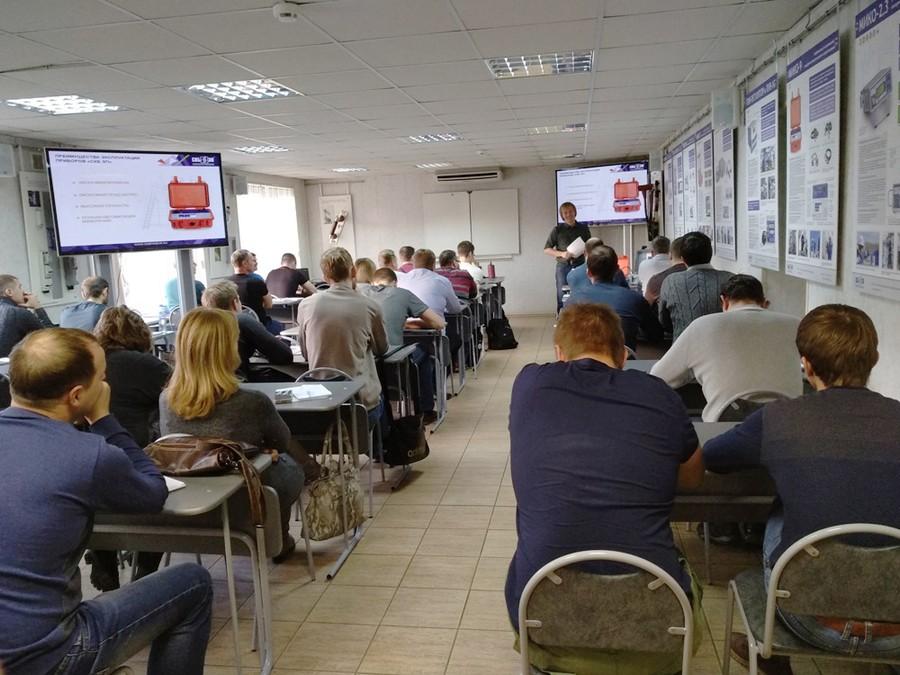 21 ноября прошел практический семинар на базе ФГАОУ ДПО «ПЭИПК».