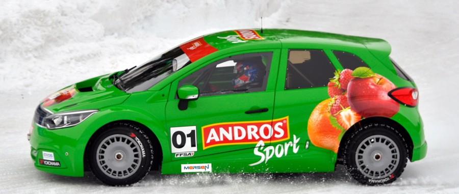 Mersen объявляет о новом партнерстве с Trophée Andros
