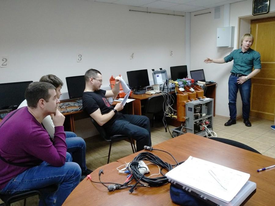 Практический семинар на базе ФГАОУ ДПО «ПЭИПК»
