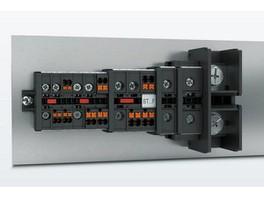 В линейке Phoenix Contact появились барьерные электротехнические клеммы для прямого монтажа