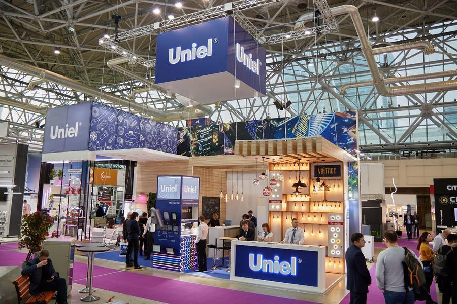 Компания Uniel подводит итоги: выставка Interlight Moscow powered by Light+Building 2018