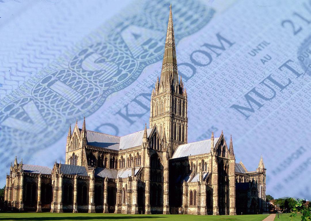 Данные визового центра Великобритании пыталась получить ФСБ