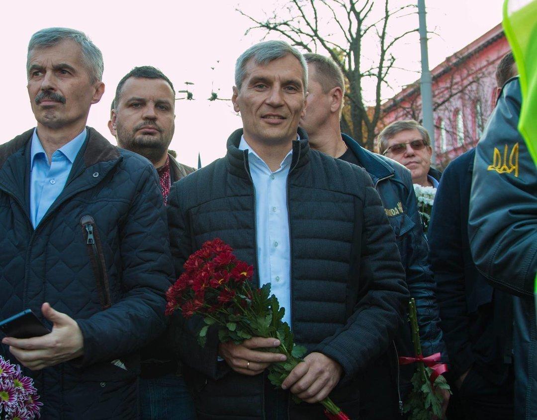 Националисты определились с единым кандидатом на выборах президента