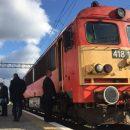 По евроколее в Украину прибыл первый поезд из Венгрии