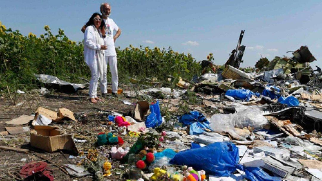 Родные 55 жертв крушения MH17 подали в Европейский суд по правам человека иск против РФ