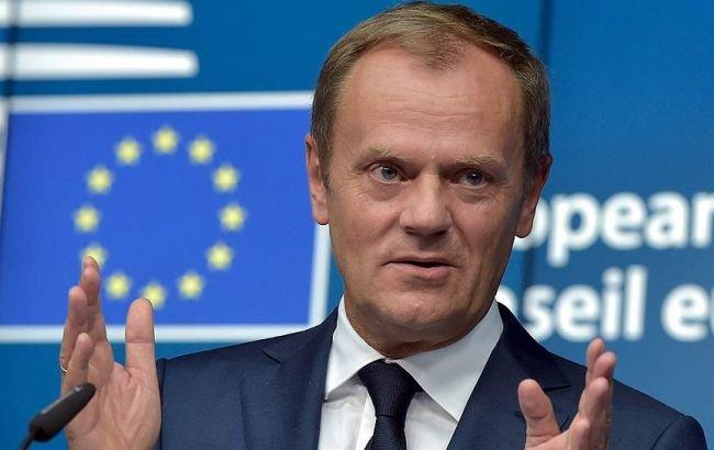 Саммит ЕС утвердил соглашение по Brexit — Туск