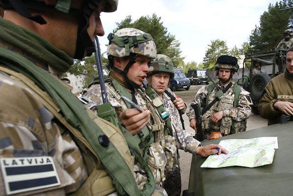 Страны Балтии поднимут оборонный бюджет выше 2% ВВП