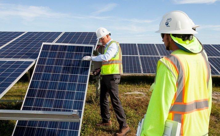 В США построили первый город, функционирующий на 100% за счет солнечной энергии