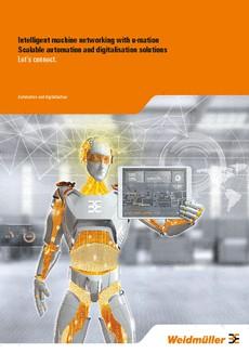 Портфель автоматизации и цифровизации Weidmüller u-mation