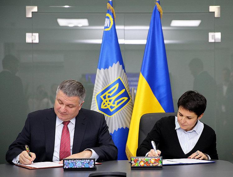 ЦИК и МВД договорились о сотрудничестве во время выборов