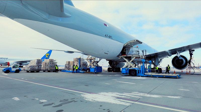 Груз в небе: кто и как намерен развивать грузовые терминалы в аэропортах Украины
