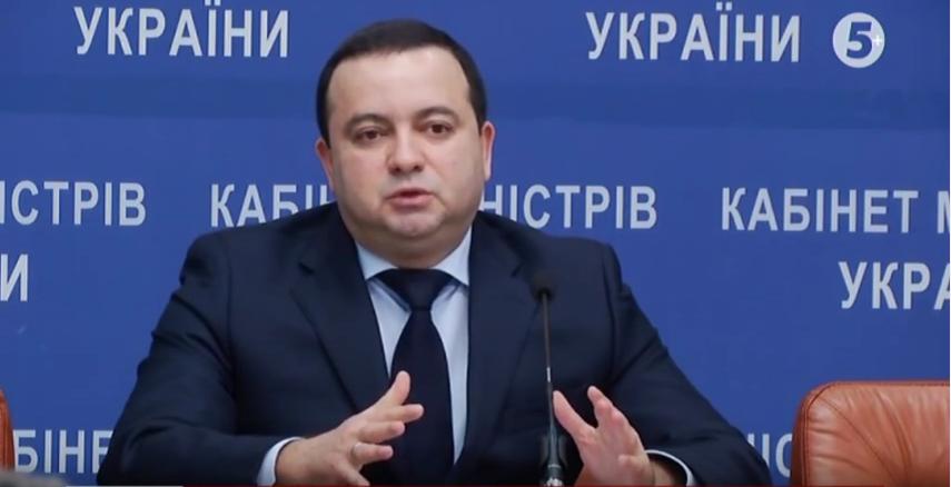 Кабмин уволил председателя ГАСИ Кудрявцева
