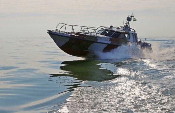 Морская охрана в Азовском море получила новый катер
