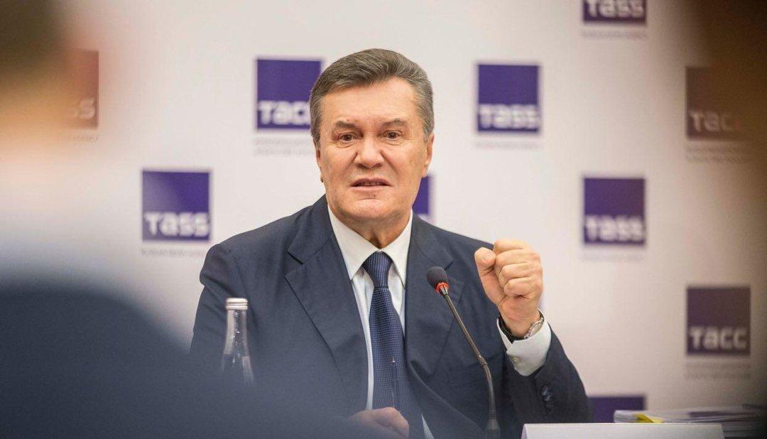 Швейцария заморозила счета Януковича еще на год