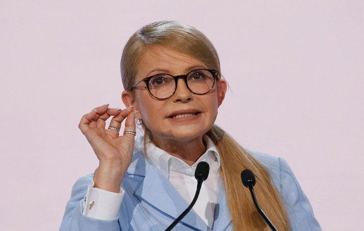 Тимошенко предложила продлить мораторий на продажу земли на 5 лет