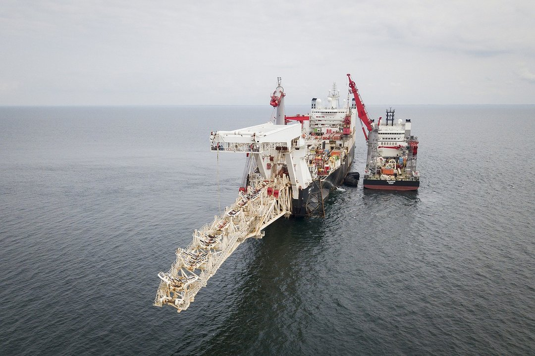 В Финляндии началось строительство Северного потока-2