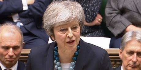 В парламенте Великобритании проведут экстренное заседание по Brexit