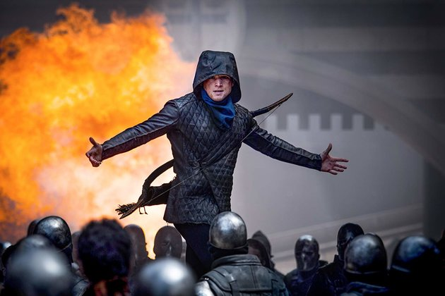"""Стрела против ветра: о приключенческой фантазии """"Робин Гуд"""""""