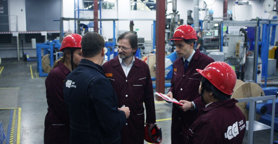 Представители ФРП оценили ход реализации инвестпроекта ГК «ССТ»