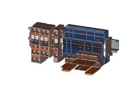 Weidmüller предлагает локальный сервис по разработке и сборке клеммных реек