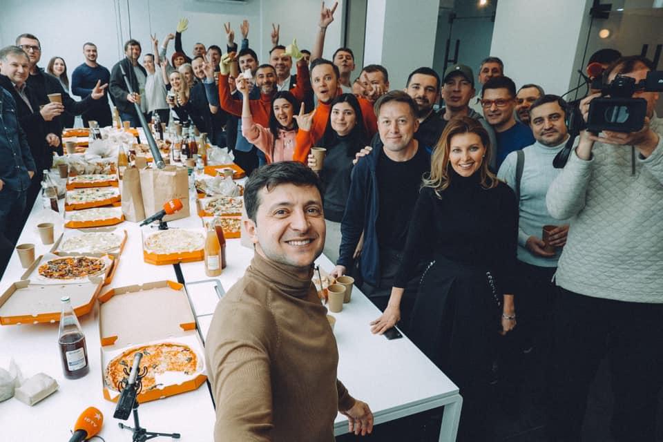 Ляшко и Зеленского партии выдвинули кандидатами в президенты Украины