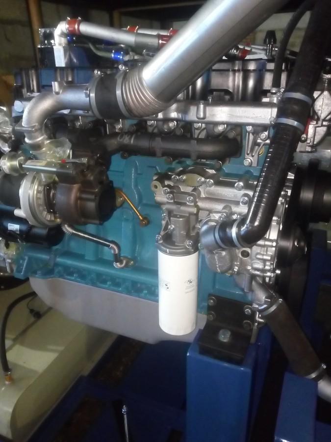 «Энергодизельцентр» запустил в производство новую серию дизель-генераторов на базе двигателя ЯМЗ-5368