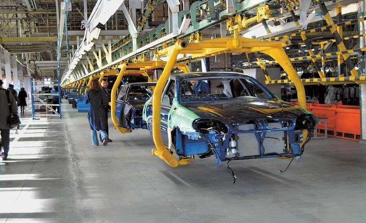Автопроизводство упало: в 2018 году в Украине произвели на четверть меньше авто