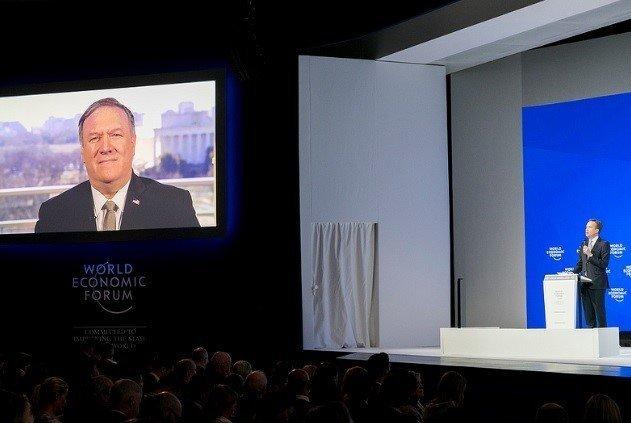 Госсекретарь США назвал главные вызовы для мирового порядка