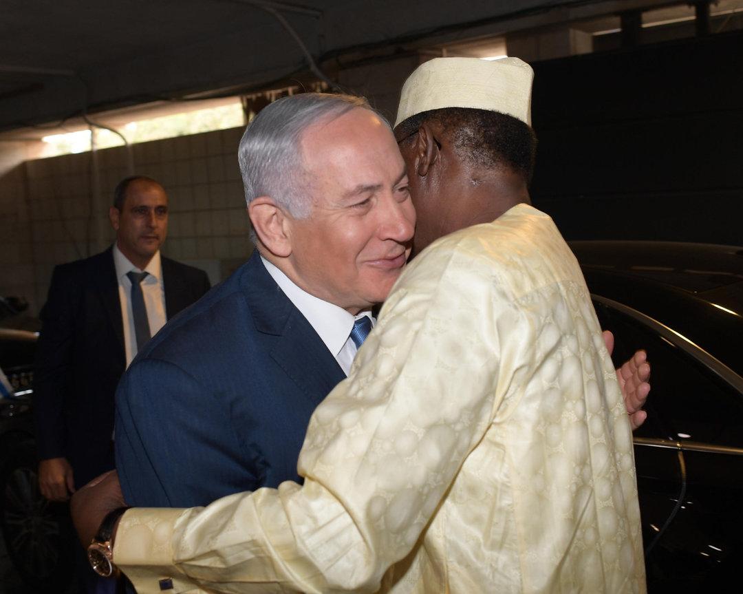 Израиль и Чад восстановили дипломатические отношения спустя 47 лет