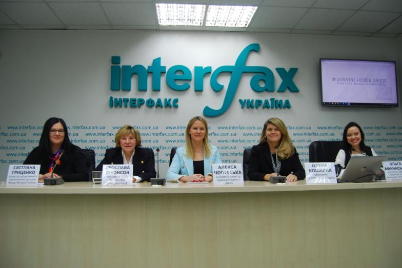 Не відмовимось від реформ вільного ринку, — Порошенко в Українському домі в Давосі
