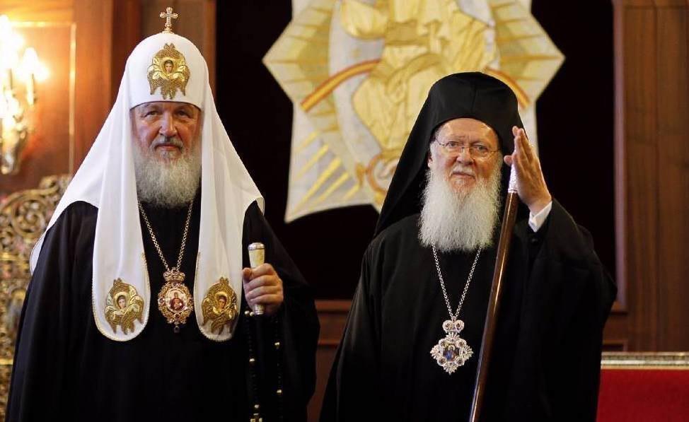 Патриарх Кирилл написал письмо Варфоломею: создадите ПЦУ — потеряете статус Первого
