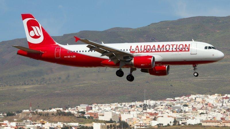 Ryanair купил австрийского лоукостера Laudamotion