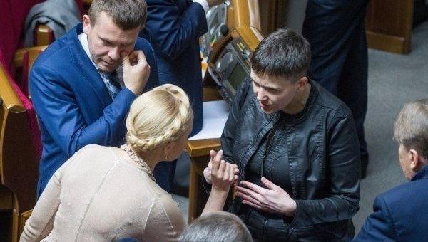 Савченко официально выдвинули кандидатом в президенты Украины