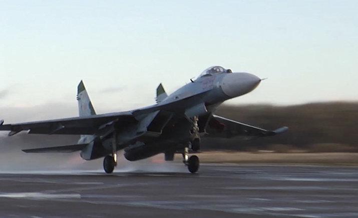 Российские самолеты нарушили воздушное пространство Швеции