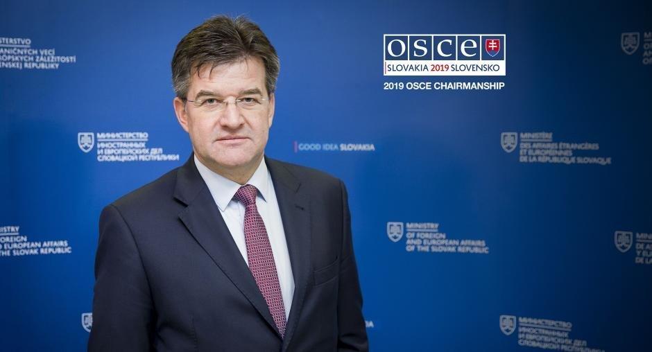 Словакия председательствует в ОБСЕ: ключевой вопрос — конфликт в Украине