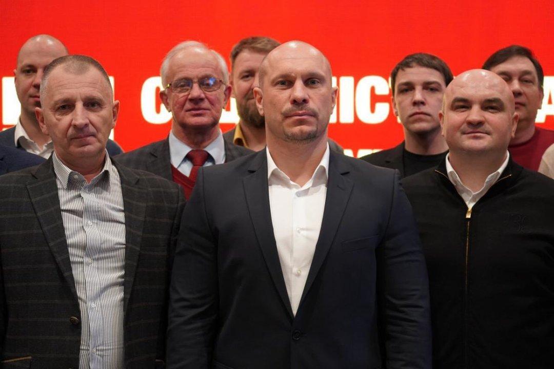 Соцпартия выдвинула Киву кандидатом в Президенты Украины