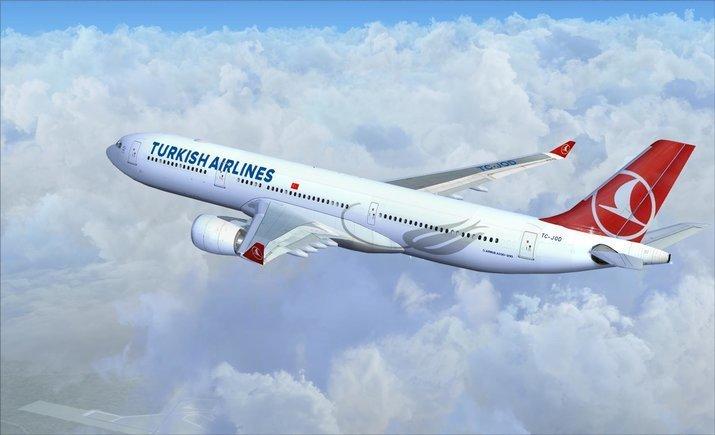 Из Киева появится новый рейс в Турцию