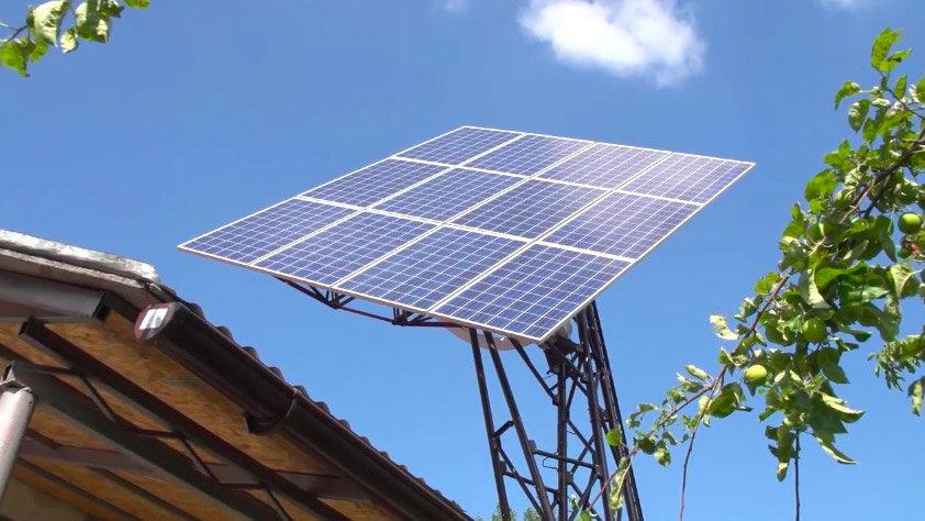 В Одесской области построят 4 солнечные электростанции