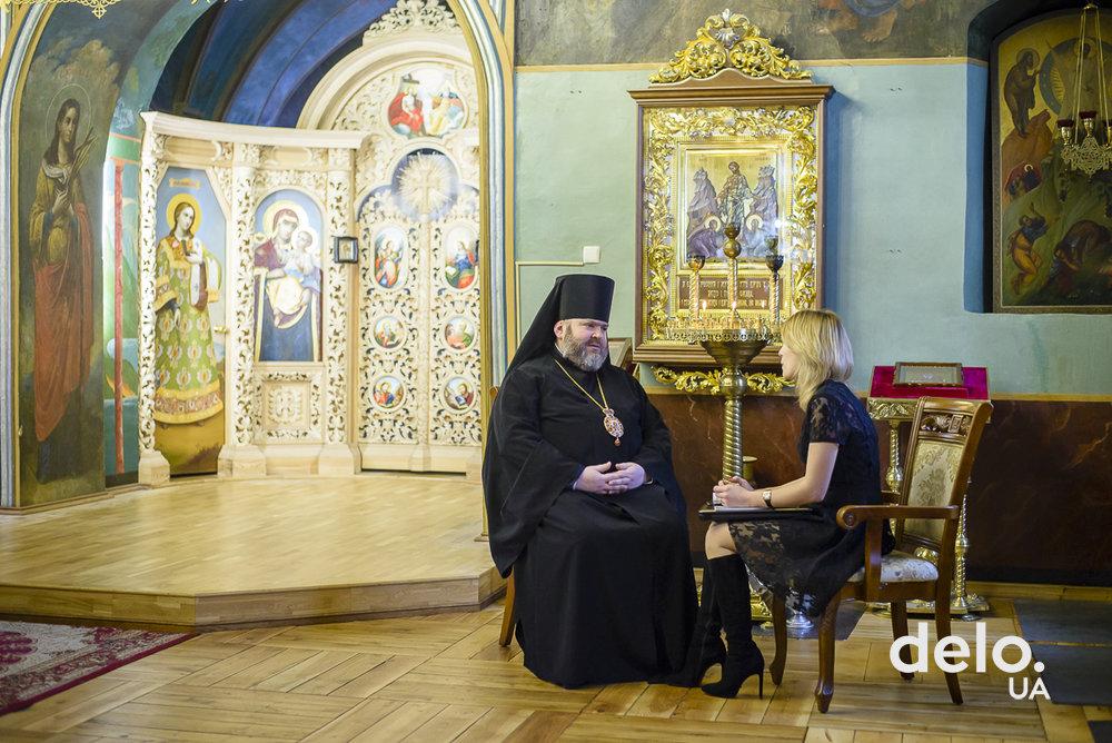 Сербия не признает автокефалию Украины, поскольку сама боится раскола — епископ Митрофан