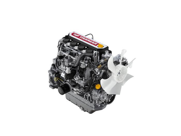Yanmar представляет новые индустриальные газовые двигатели