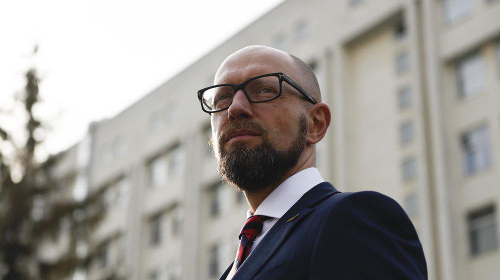 Яценюк решил не участвовать в выборах президента: рассчитывает на парламентские