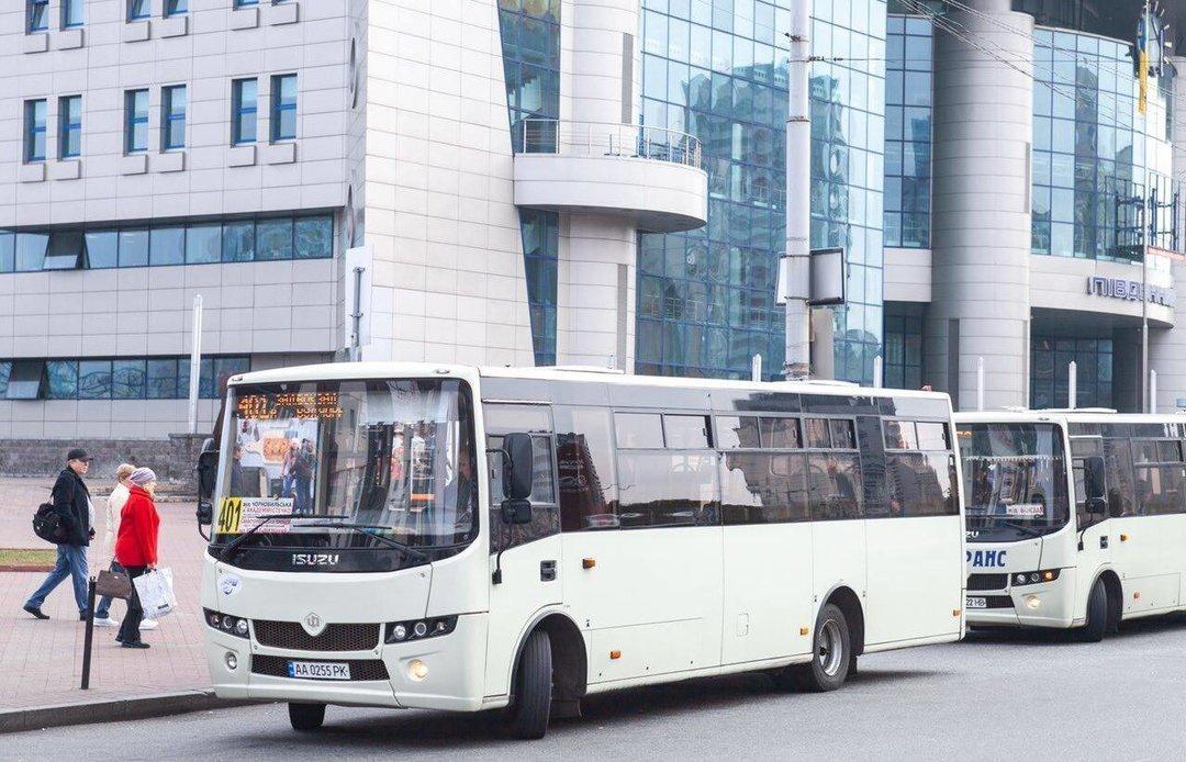 Реально ли в Украине запретить маршрутки